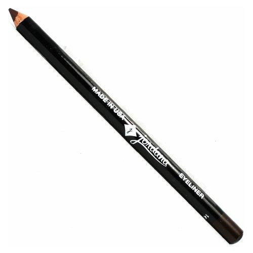 JORDANA 5 Inch Eyeliner Pencil - Deep Brown