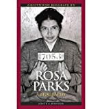 by joyce a hanson author rosa parks a biography greenwood biographies by jul 2011 hardcover