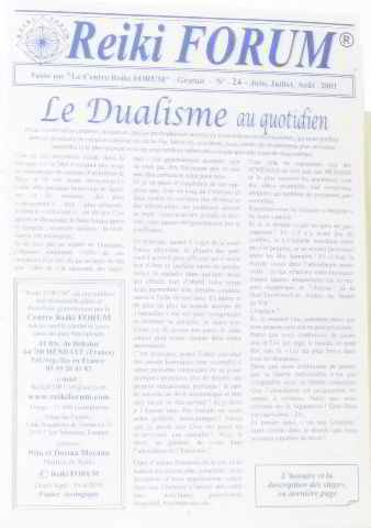 Le dualisme au quotidien n24