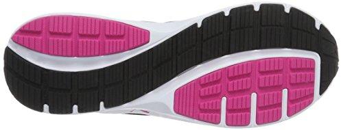 PumaDescendant V4 Wn's - Scarpe Running Donna Nero (Puma Black-pink Glo 02)