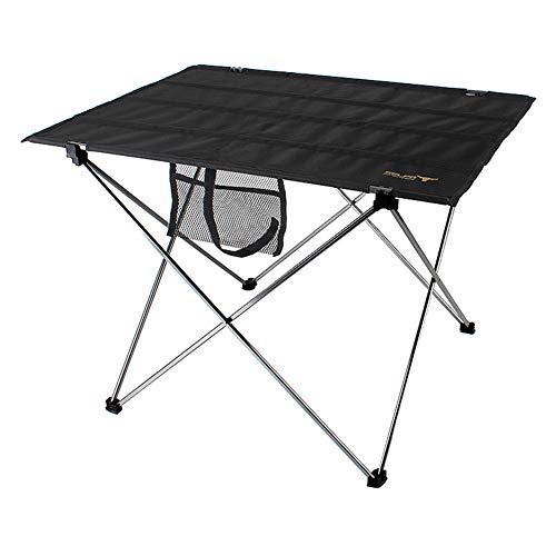 Folding table Tragbare Outdoor Klapptisch, Outdoor Camping Tisch, Freizeit Tisch, Leicht Und Leicht Zu Lagern, Geeignet FüR Strand, Camping, Angeln, Hof, Balkon, Tragen 15 Kg