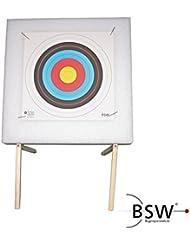 STRONGHOLD Scheibenset SIMPLY - Zielscheibe + Ständer + Auflage