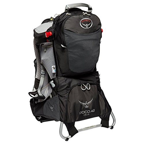 492522604d2 Osprey Poco AG Plus Baby Carrier black 2019 kids carrier