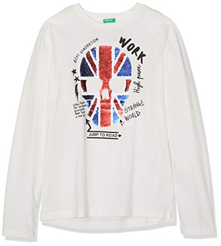 United Colors of Benetton T Shirt L/S Bambino