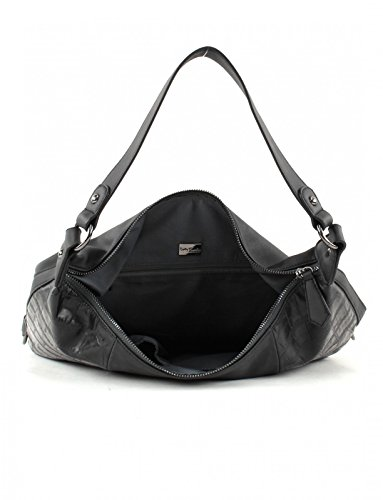 Betty Barclay Damen Pouch Umhängetasche, 15 x 33 x 37 cm Schwarz (Black)