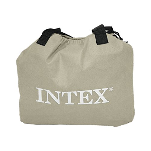 Intex 64414 Materasso Comfort Plush Elevated Dura Beam Tecnologia Fiber Tech 682, 152 x 203 x 46cm