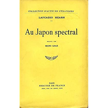 Au Japon spectral