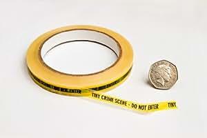 'Tiny' Crime Scene Tape