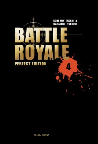 Battle Royale - Perfect Edition Vol.4