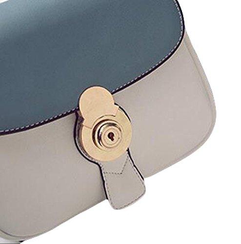 Frauen-Art Und Weisehandtasche-Schlagfarbe Einzelner Schulterbeutel Kurierbeutel Wilder Kleiner Quadratischer Beutel Yellow