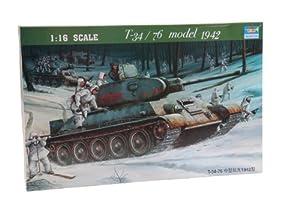 Trumpeter - Maqueta de tanque escala 1:16 Importado de Alemania