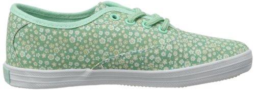 Kappa HOLY FLOWER K Footwear, Textile 260265K Unisex-Kinder Sneaker Mehrfarbig (3710 MINT/WHITE)