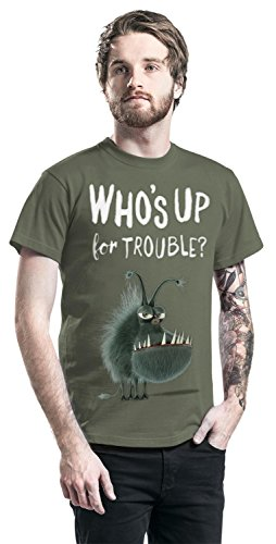 Minions Who's Up Kyle T-Shirt oliv Oliv