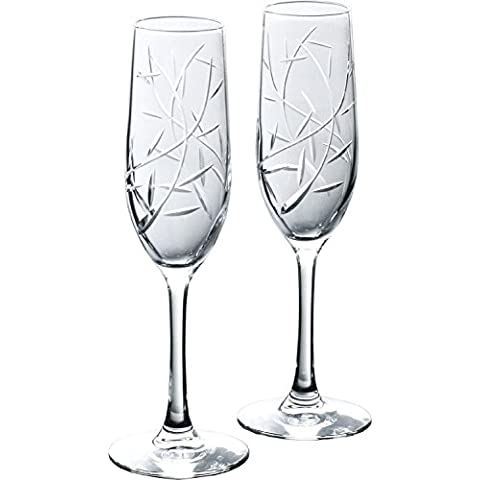 Pair Duet champagne set 260ml G066-S83 (Giappone import / Il