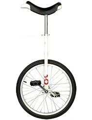 "Einrad Qu-Ax Onlyone 2011 Monocycle 406 mm (20"") blanc taille unique"