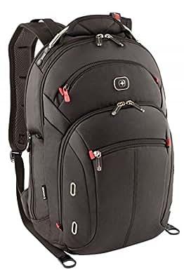 """Wenger Gigabyte 15"""" hochwertiger Rucksack mit iPad Fach schwarz"""