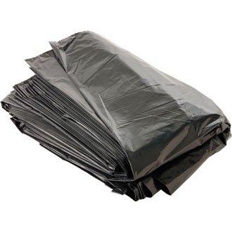 Winware Quality Refuse Sacks (confezione da 100sacchi per la spazzatura con manometro 150e 100litri di capacità. Disponibile anche in 100gauge con 80litri di capacità.)