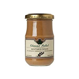 Dijon-Senf, süß 105 g Glas