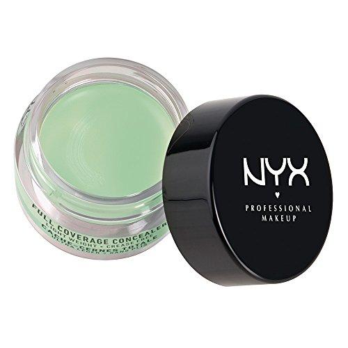 NYX Concealer Jar Green