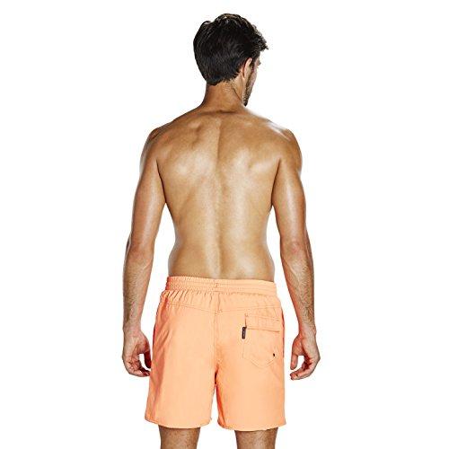 Speedo Herren Watershorts Scope 16 zoll Neon-Orange