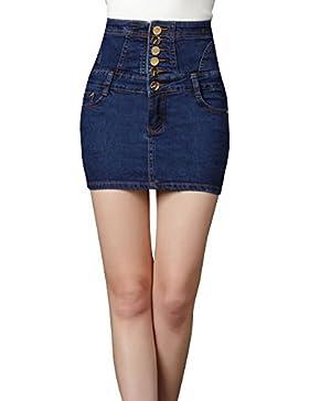 11bf24894 Culater Faldas Cortas Elástico p | AlliKey Español Compras Moda