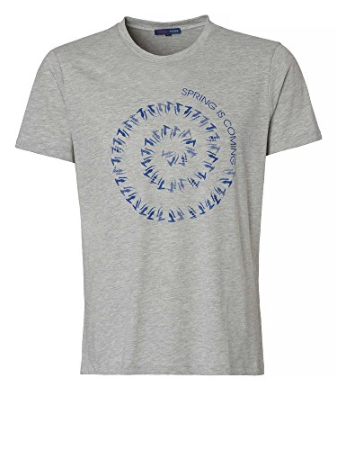 trussardi-jeans-herren-t-shirt-grau-52-l