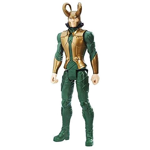 Marvel Avengers Figur Loki aus der Hasbro Titan Hero Serie - Loki Figur