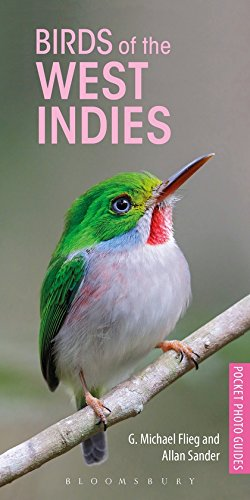 Birds of the West Indies (Pocket Photo Guides) thumbnail