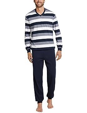 Schiesser Anzug Lang, Pijama para Hombre