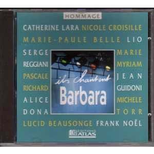 Ils chantent BARBARA