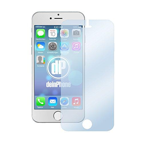 "deinPhone Apple iPhone 6 6S (4.7"") SILIKON CASE Hülle deinPhone Eule 1x Folie Clear"