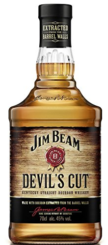 Jim Beam Devil's Cut 90 Proof Kentucky Straight Bourbon Whisky (1 x 0.7 l)