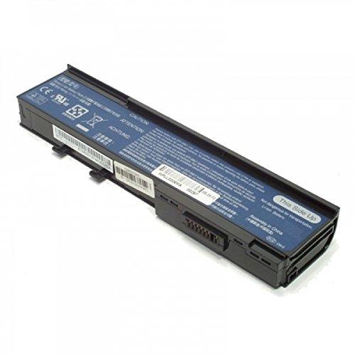 Batterie pour Acer MS2180, 6 cellules, Li-Ion, 11.1V, 4400mAh, noir