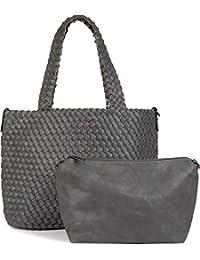 a20762d73da57 Suchergebnis auf Amazon.de für  geflochten - Handtaschen  Schuhe ...