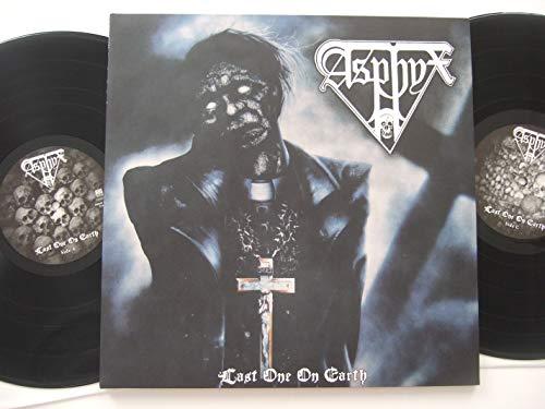 "Last one on Earth, 2LP incl. Bonus: ""Crush The Cenotaph"" EP + ""Promo'91"" , Century Media 77595 (2007, Limited: 500)"