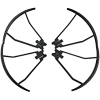 UUMART Protective Guard for VISUO XS809 Mini Foldable Selfie RC Quadcopter Spare Part-Black - Compare prices on radiocontrollers.eu