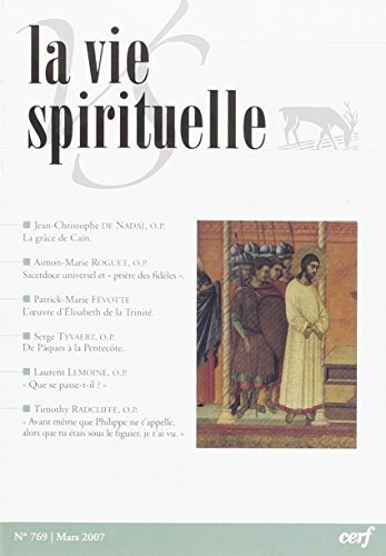 La Vie Spirituelle Vs769 par Collectif