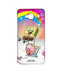 Sponge Gary Rainbow - Sublime Case for Xiaomi Redmi 2 Prime