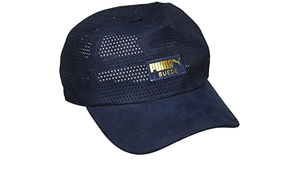 abbce0681ba Puma Men s Baseball Cap (2171702 Peacoat Adult)  Amazon.in  Clothing    Accessories