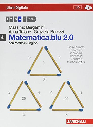 Matematica.blu 2.0. Vol. O-Q-Pi greco-Tau-Alfa.Blu. Per le Scuole superiori. Con espansione online