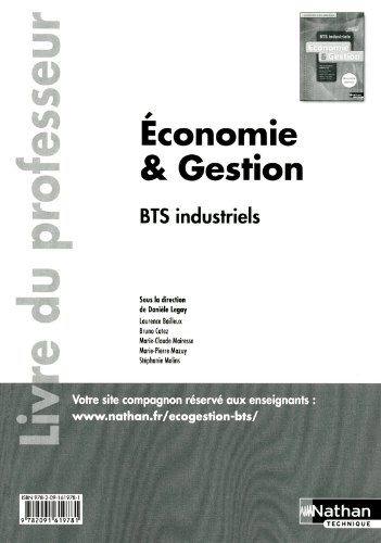 Economie et Gestion