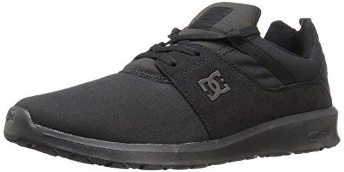 DC - - Uomo-heathrow SE scarpa Black/Black/Black
