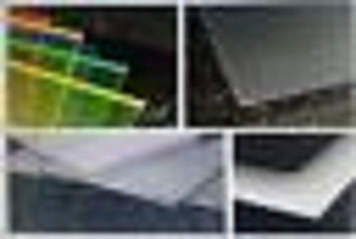 Scheibe transparent aus Polycarbonat Kompakt, 2050x 1250x 0,75mm