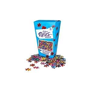 Cadbury's Roses Jigsaw Puzzle 500 pieces