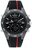 Reloj Radiant RA484702 Kibet Negro y Rojo New 2019