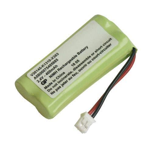 Batterie 2.4v 400mah Mi-mh Pour ...