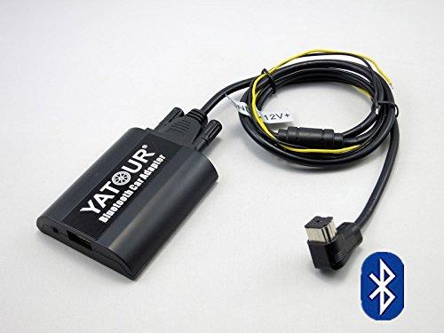 Auto Bluetooth-Adapter, Digital Auto Stereo Aux Adapter Hände frei Call mit USB Lade-& 3,5mm Audio MusiK Eingang für PIONEER Head Einheiten deh-p900keh-p6200-w meh-p055deh-88(bta-pion) -
