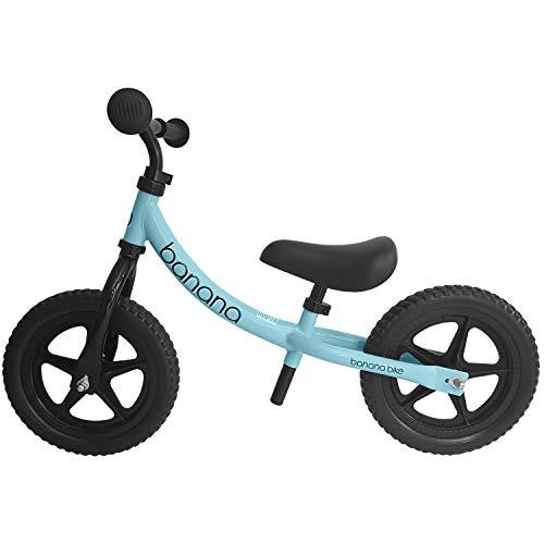 Banana Bike LT – Bicicletta da Equilibro, Bici Senza Pedali Leggera per Bambini – 2, 3 e 4 Anni (Blu) - 2