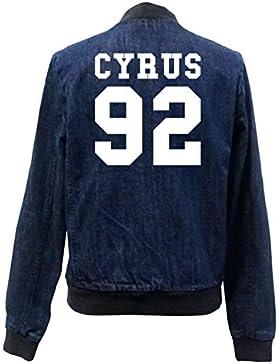 Cyrus 92 Bomber Chaqueta Girls Jeans Certified Freak