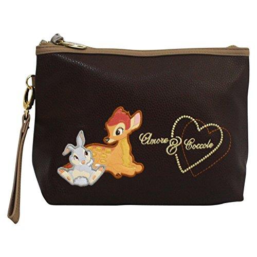 Disney Bambi Beauty Case Pochette Clutch Trousse